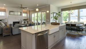 Dawson Living Room from John Wieland Homes and Neighborhoods