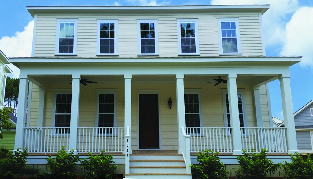 Horlbeck home site 543